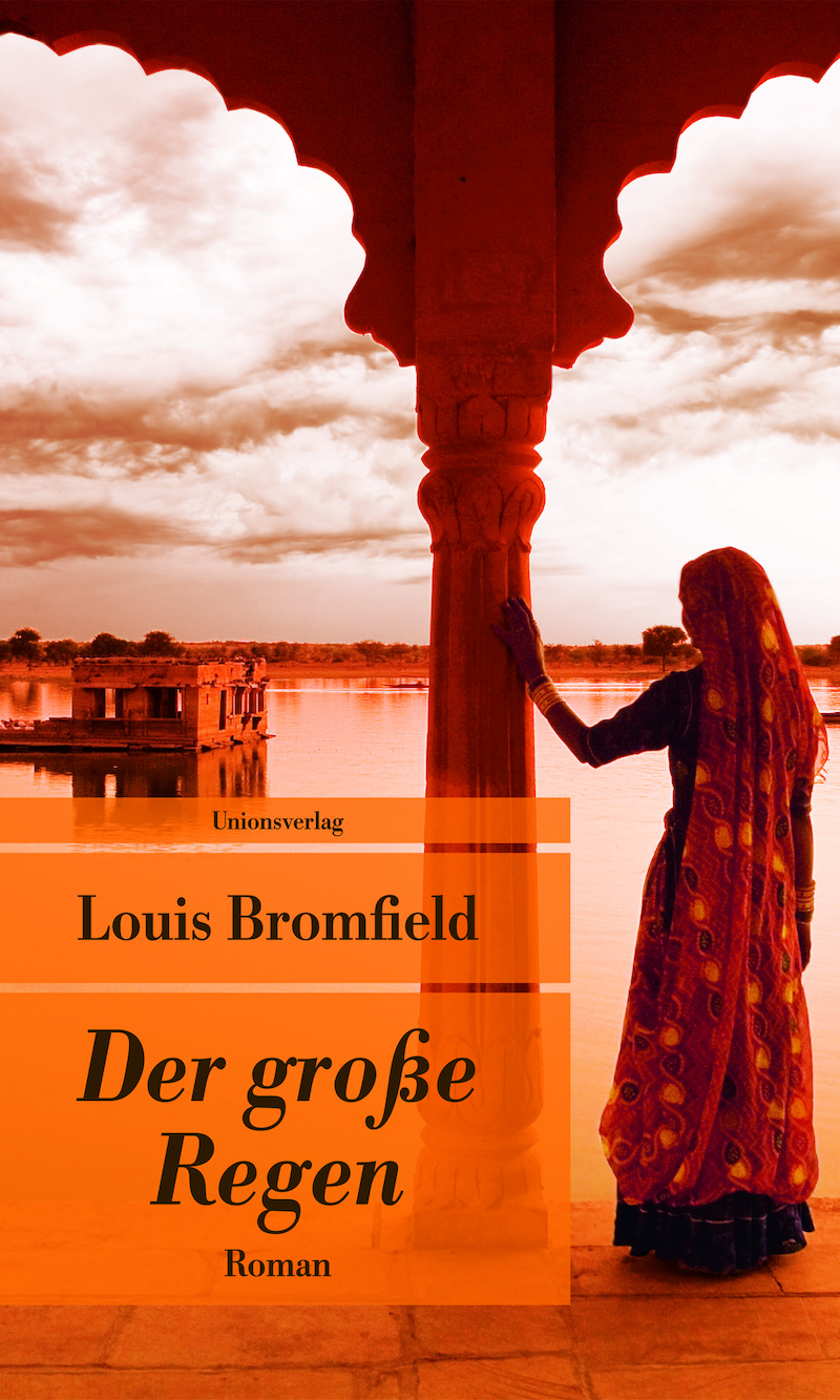 Louis Bromfield Der Groe Regen Dat Edwina Orange Slip On Grosses Bild Printqualitt